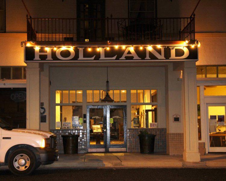 historic holland hotel designed by trost  u0026 trost