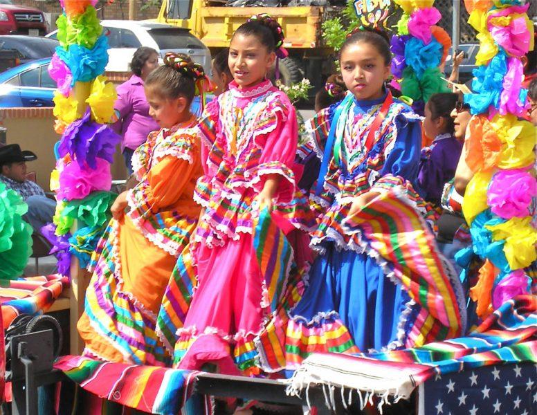 Cinco De Mayo Parade 2012 Alpine Texas