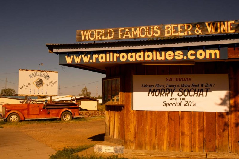 Railroad Blues with Morry Sochat
