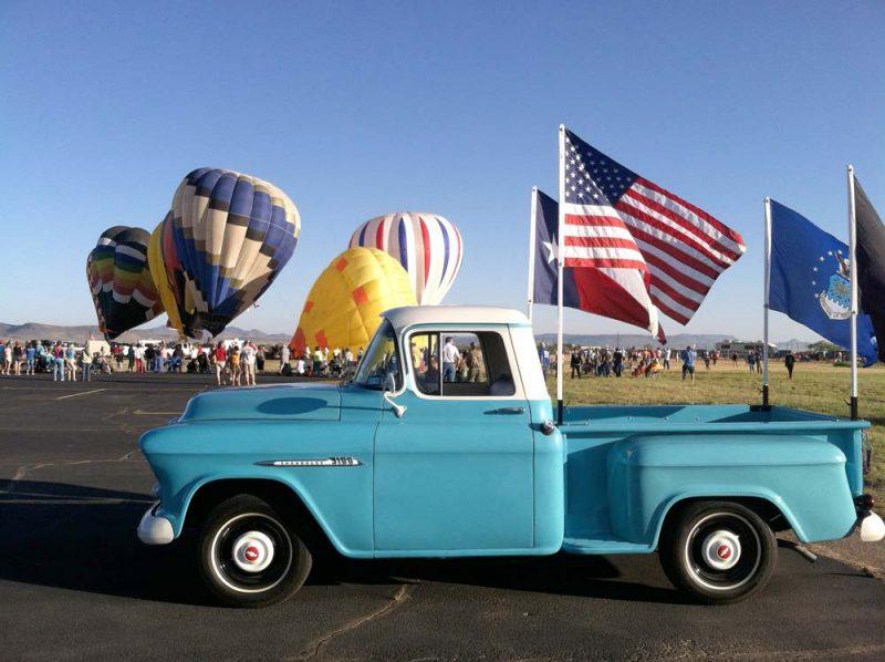 Alpine Balloon Festival