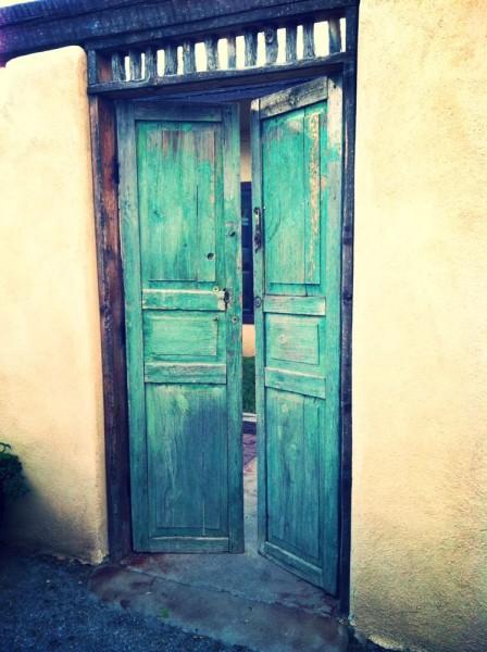 Vacation behind door #2