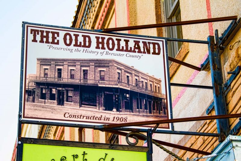 The Old Holland Hotel
