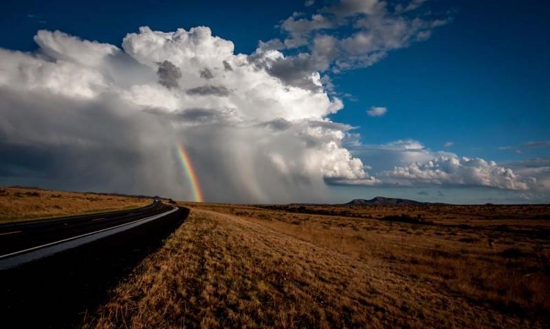 Chasing Rainbows - Alpine to Marathon