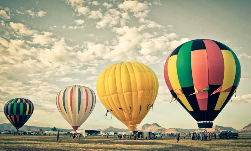 2013 Big Bend Balloon Bash