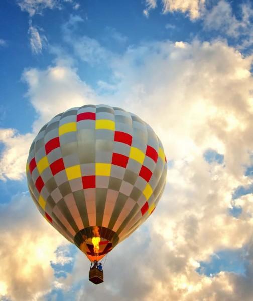 Up, Up and Away - Big Bend Balloon Bash 2013