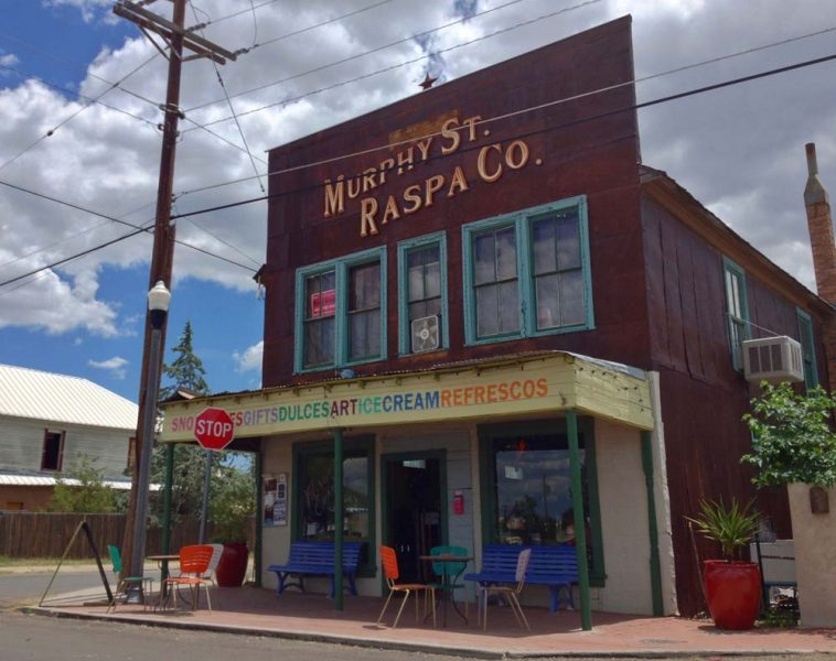 Historic Murphy St. Raspa Co