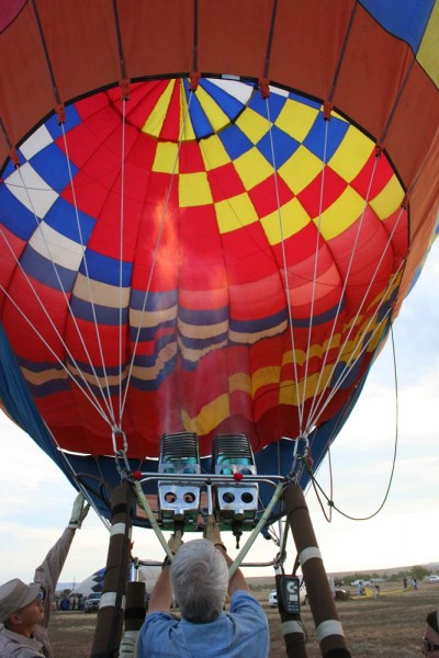 Balloon Fest 3012 Alpine Texas
