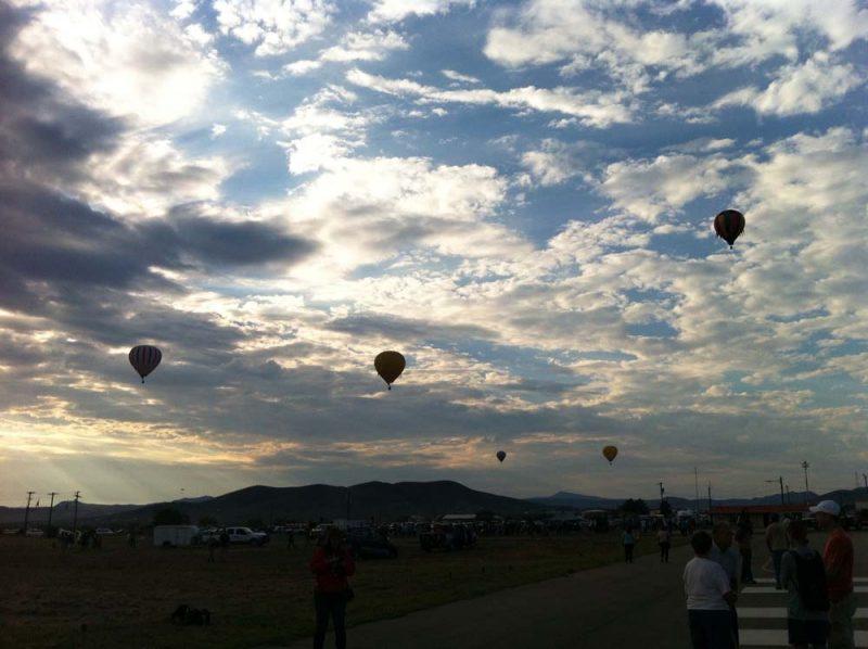 Sky Full, Balloon Fest 2013