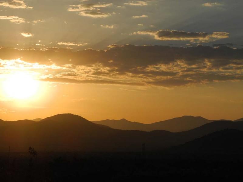 Hwy 90 Sunrise