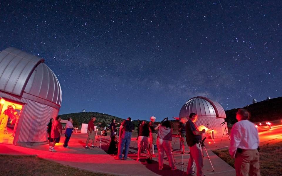 Image result for McDonald Observatory